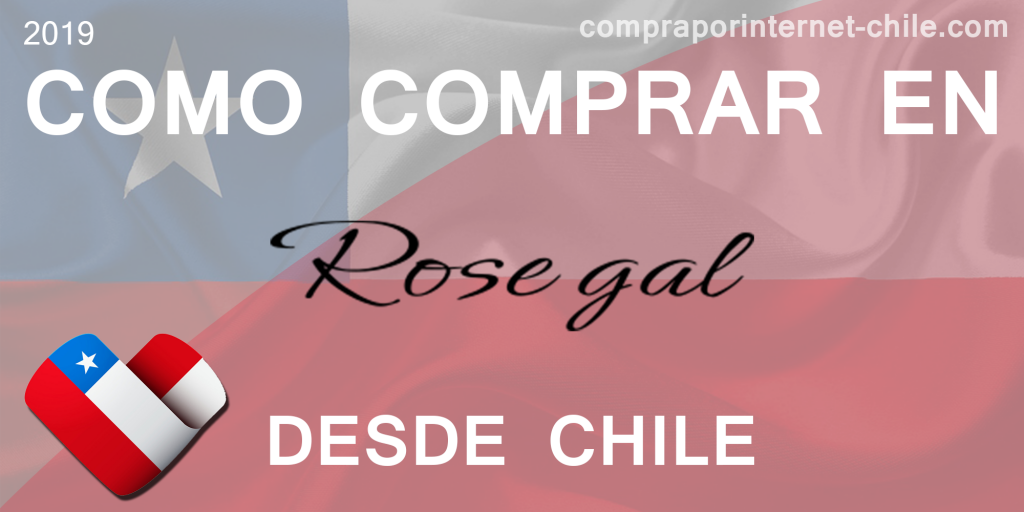 rosegal chile